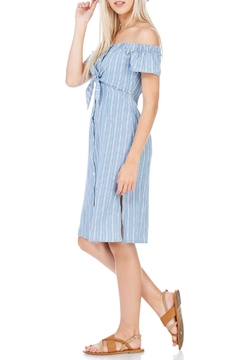 Shoptiques Product: Lightweight Denim Dress