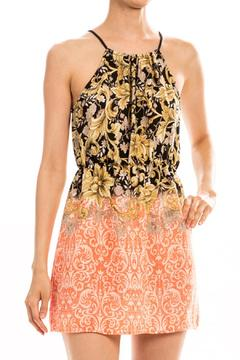 Shoptiques Product: Orange Sophia Dress