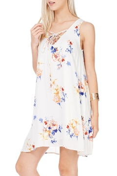 Millibon Floral Swing Dress - Alternate List Image