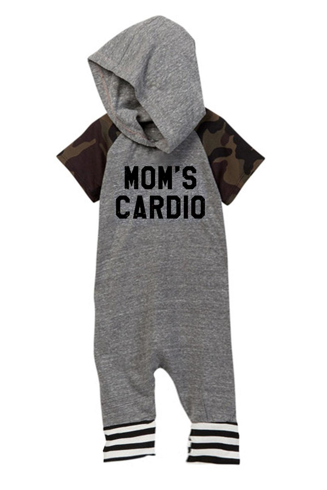 Million Polkadots Mom's Cardio Onesie - Main Image