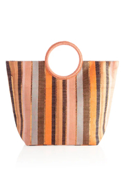 Shiraleah MILLY Coral Tote - Product Mini Image