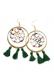 Fabulina Designs Milly Earrings - Product Mini Image