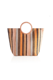 Shiraleah Milly Straw Tote - Front cropped