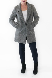 Scotch and Soda Milly Wool Coat - Product Mini Image