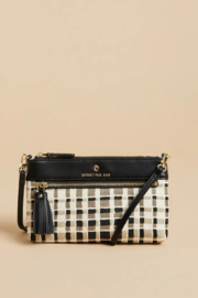 Spartina 449 Milo Convertible RFID Crossbody - Front cropped
