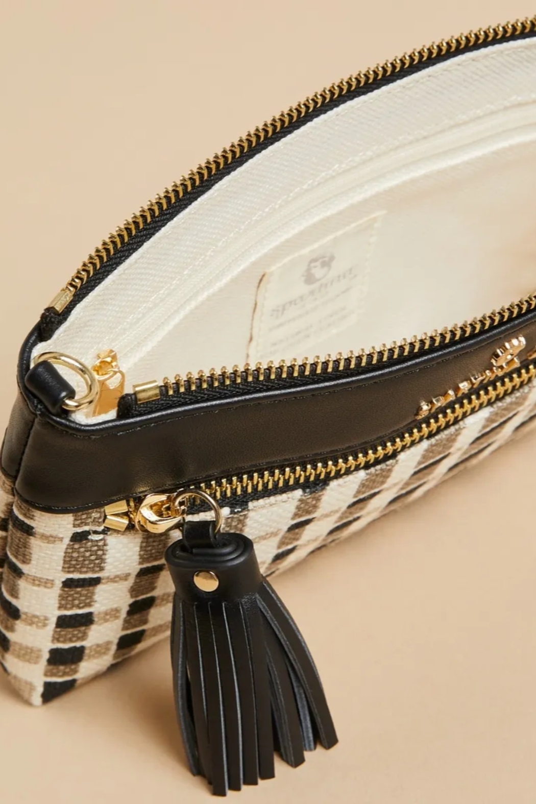 Spartina 449 Milo Convertible RFID Crossbody - Side Cropped Image