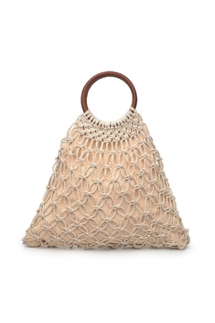 Urban Expressions Milos Crochet Bag - Product List Image