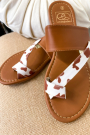 Miami Shoes Mimi-3 sandal - Front cropped