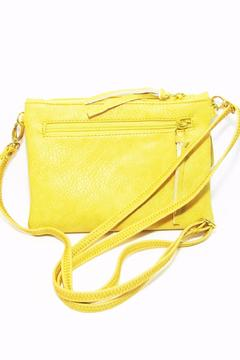 Shoptiques Product: Leather Cross Body