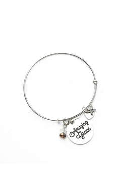 Mimi's Gift Gallery Amazing Grace Bangle - Product List Image