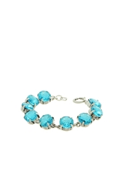 Mimi's Gift Gallery Blue Stone Bracelet - Front cropped