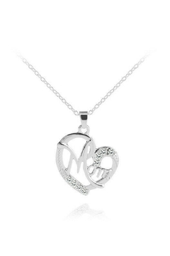 Mimi's Gift Gallery Cz Mom Necklace - Product List Image