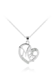 Mimi's Gift Gallery Cz Mom Necklace - Product Mini Image