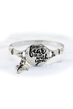 Mimi's Gift Gallery Do Not Fear-Bracelet - Product List Image