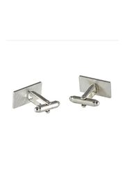Mimi's Gift Gallery Flag Cuff Links - Front full body