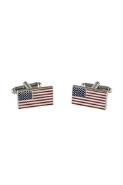 Mimi's Gift Gallery Flag Cuff Links - Product Mini Image