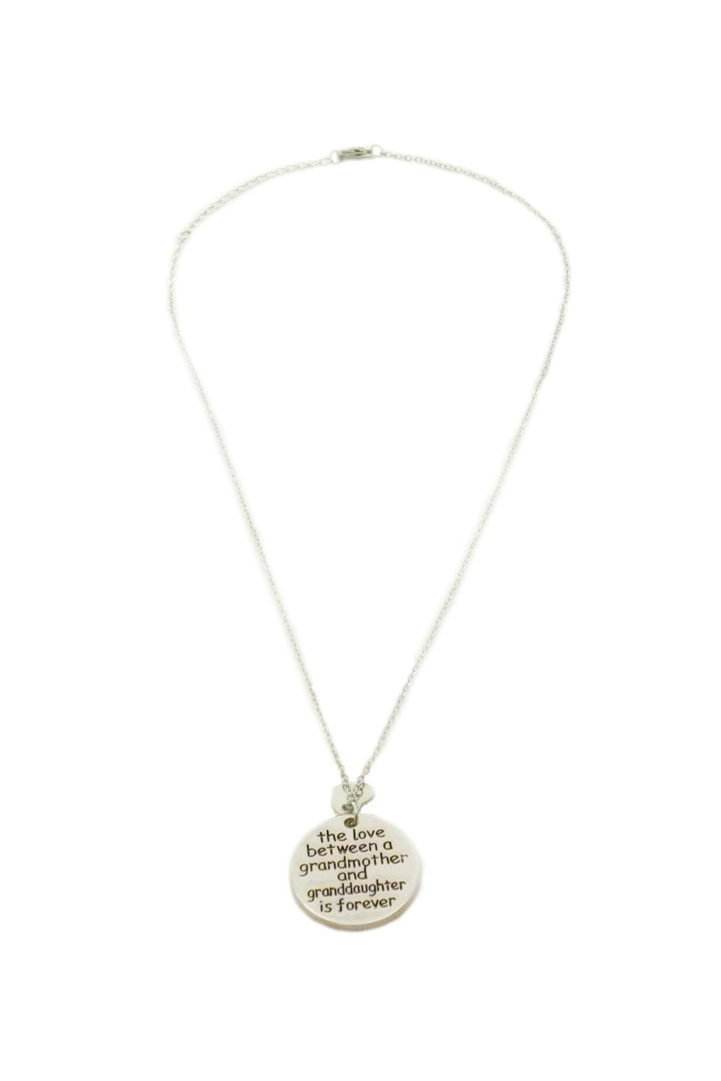 Mimi's Gift Gallery Grandmother Love Necklace - Main Image