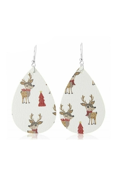 Mimi's Gift Gallery Holiday Earrings !! - Alternate List Image