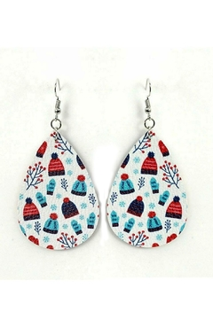 Mimi's Gift Gallery Holiday Earrings - Alternate List Image