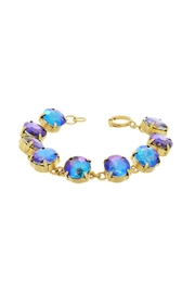 Mimi's Gift Gallery Irridescent Stone Bracelet - Product Mini Image