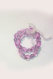 Mimi's Gift Gallery Lilac Beaded Bracelets - Product Mini Image