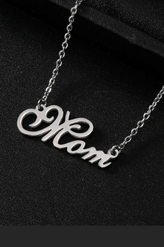 Mimi's Gift Gallery Mom Stainless-Steel Necklace - Product List Image