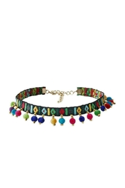 Mimi's Gift Gallery Multicolor Embroidered Choker - Product Mini Image