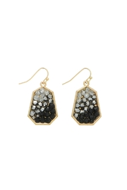 Mimi's Gift Gallery Ombre Earrings - Front cropped
