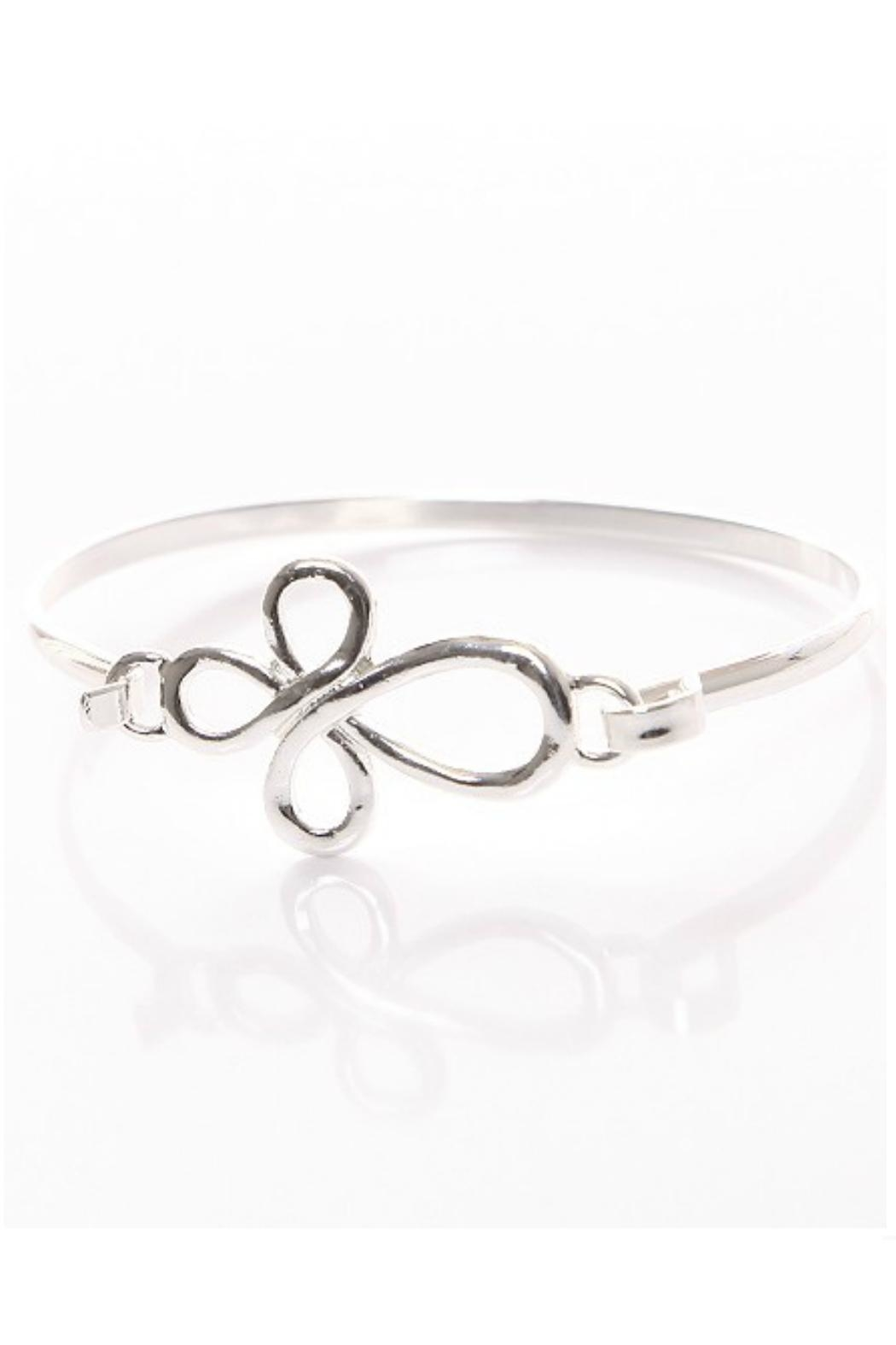 Mimi's Gift Gallery Open Cross Bangle - Main Image