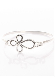 Mimi's Gift Gallery Open Cross Bangle - Product Mini Image