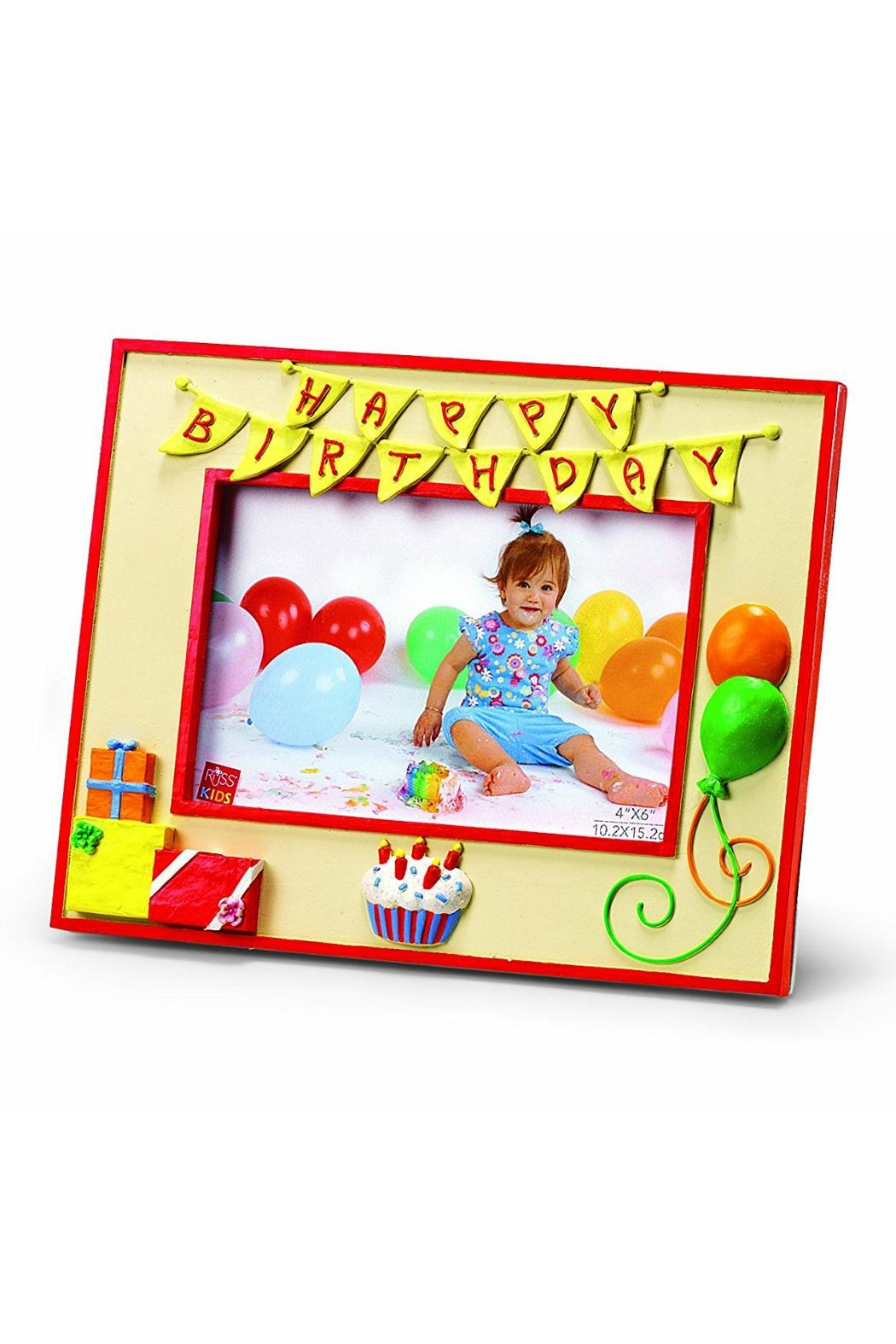 Mimi's Gift Gallery Russ Birthday Frame - Front Cropped Image