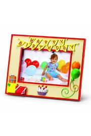 Mimi's Gift Gallery Russ Birthday Frame - Front cropped