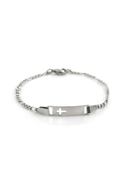 Mimi's Gift Gallery Stainless Steel Cross - Product Mini Image