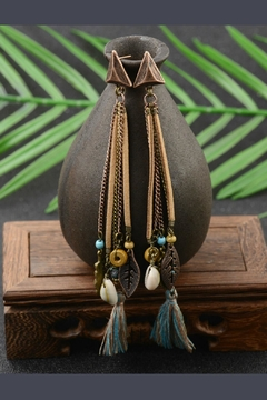 Mimi's Gift Gallery Ultimate Boho Earrings - Product List Image