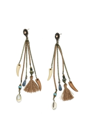 Mimi's Gift Gallery Ultimate Boho Earrings-Ii - Product Mini Image