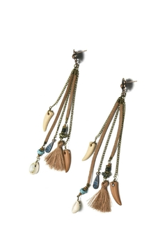 Mimi's Gift Gallery Ultimate Boho Earrings-Ii - Alternate List Image