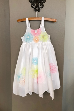 Mimi & Maggie String Flowers Dress - Product List Image