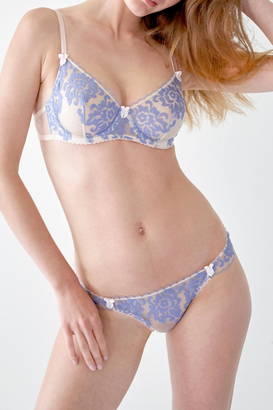 Mimi Holliday Cosmo Pop Knickers - Front Full Image