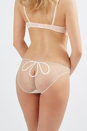 Mimi Holliday Cutout Petal Knicker - Front cropped