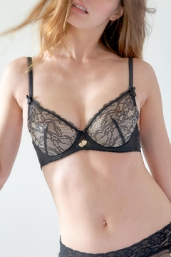 Mimi Holliday Rodeo Stretch-Lace Bra - Product List Image