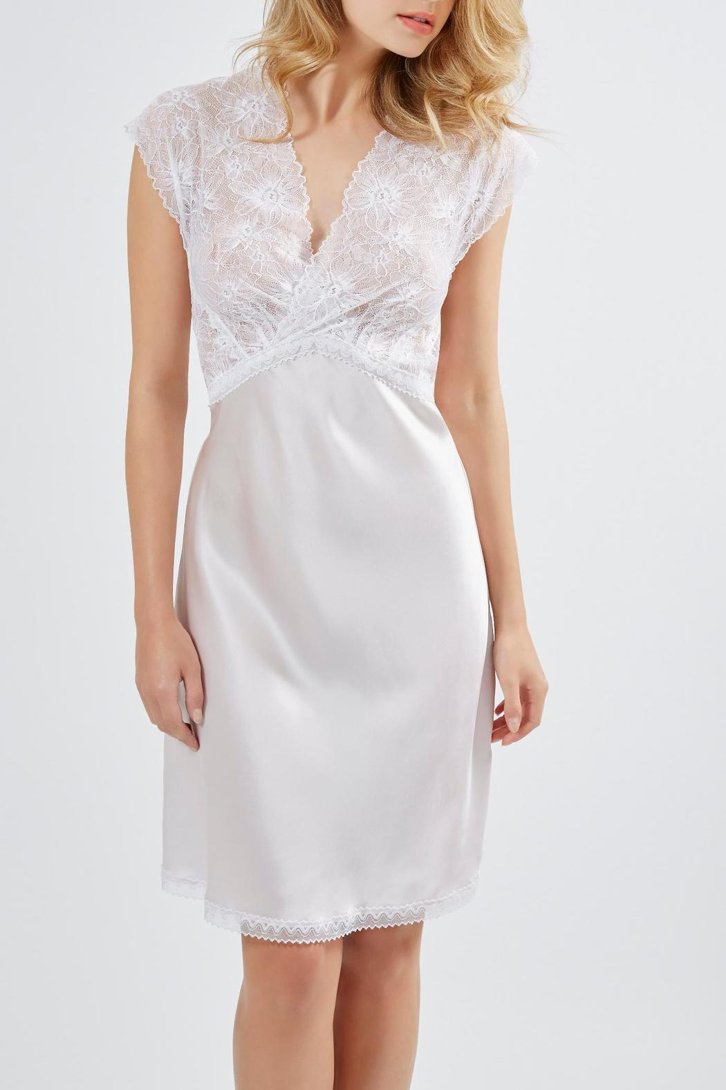 Mimi Holliday Silk Chemise - Main Image
