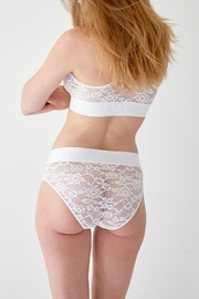 Mimi Holliday Sporty Lace Knicker - Product Mini Image