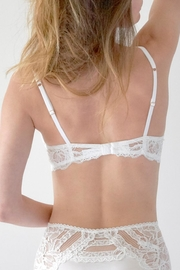 Mimi Holliday Stretch Lace Bra - Front full body