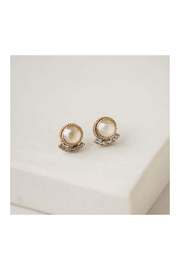 Lover's Tempo MIMOSA POST EARRINGS - Product Mini Image