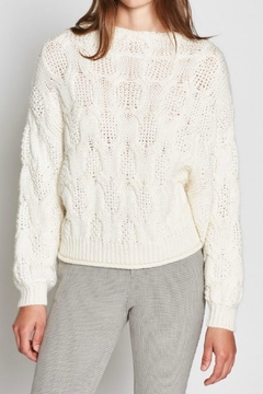 Shoptiques Product: Minava Cable Sweater