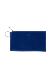 The Birds Nest MIND BLOWN BLUE- BIG OSSENTIAL WALLET - Front cropped