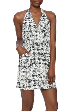 Mind Code Black Charcoal Dress - Product List Image