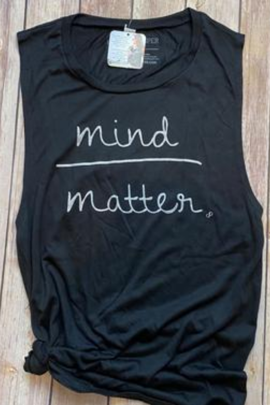 Picasso Jasper Mind Over Matter Muscle Tank - Main Image