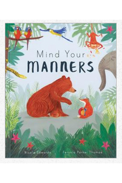 Shoptiques Product: Mind Your Manners
