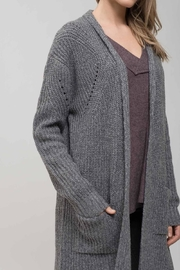 Mine Must Have Chunky Cardigan - Front full body